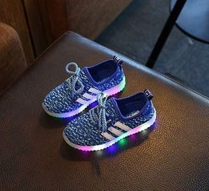 Picture of Blue AD Shoes with lighting (Small)