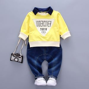 Picture of Boy Longsleeve Tee and Pants Set