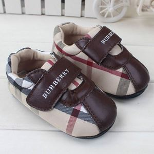 Picture of Baby Girl Boy Soft Sole Sneaker Prewalker Shoes