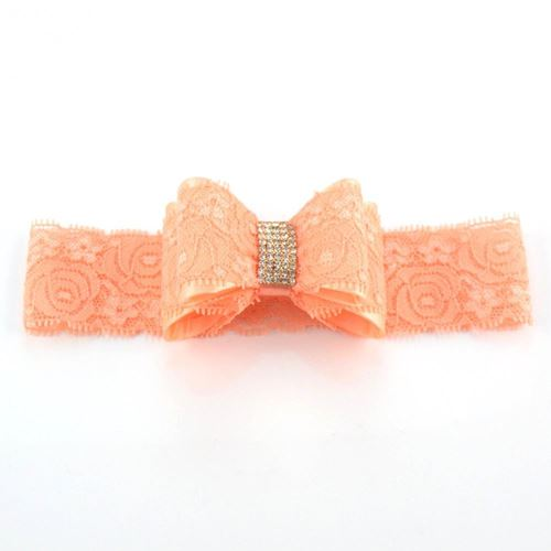 Picture of Ribbon Patterned Headband for Baby Infant Girls