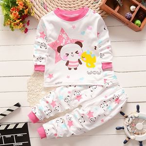 Picture of Love with Long Pants Baby Pyjamas Sleepwear Set