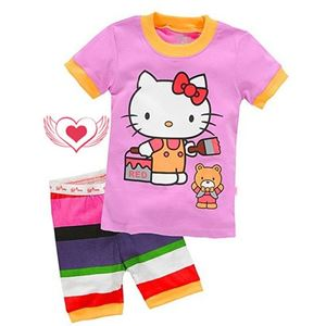 Picture of Sweet Hello Kitty Girl Casual Set