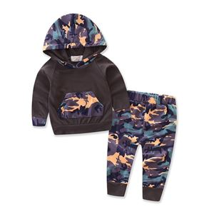 Picture of Army Design Casual Long sleeve Set Two-Pieces