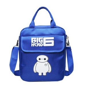 Picture of Big Hero Tuition Bag Handbag/ Sling Bag/ Backpack