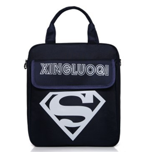 Picture of Superman Tuition Bag Handbag/ Sling Bag/ Backpack