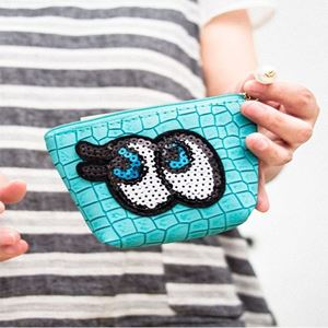 Picture of Adorable Big Eyes Dumpling Shape Syiling bag