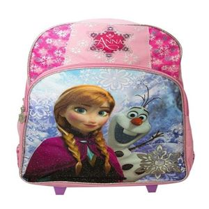 Picture of Frozen Primary School Trolley Bag Bag Pack