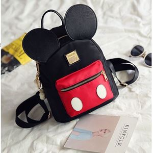 Picture of Adorable Cartoon Mickey Mouse Unisex Backpack