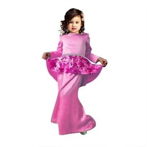 Picture of Muslimah Fashion Kurung Peplum Set Small Size