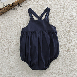 Picture of High Quality Overall Romper for Unisex Baby