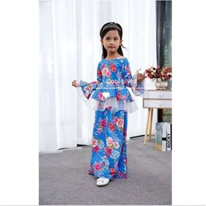 Picture of Muslimah Fashion Jubah Peplum Dress (Small Size)