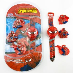 Picture of DIY Cartoon 3D Digital Toy Watch For Boy