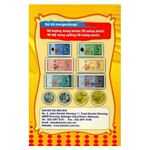 Picture of Latest Version Ringgit Malaysia Money Education Learning Kit For Kids