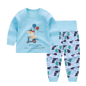 Picture of Litte Fox Pyjamas Sleepwear High Waist Bellyband Pants