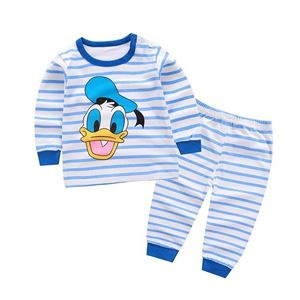 Picture of Daisy Blue Pattern Pyjamas Sleepwear Set