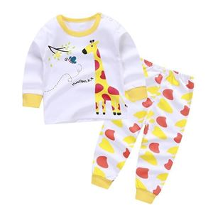 Picture of Butterfly Fawn Pattern Pyjamas Sleepwear Set