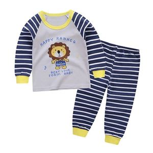 Picture of Lion King Pattern Pyjamas Sleepwear Set