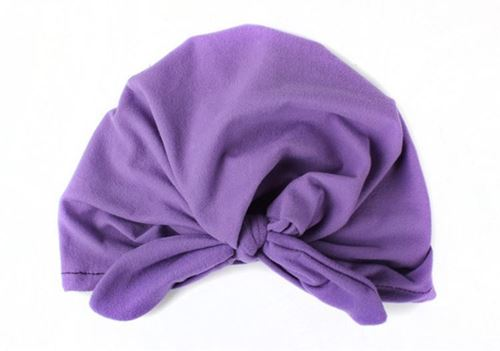 Picture of Europe Stylist Turban Fashion Rabbit Head Cap For Baby Girl
