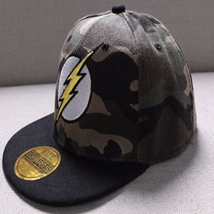 Picture of Korean Style Kids Baseball Cap Army Green