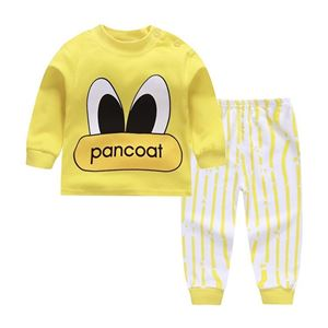 Picture of BigBig Eye Pattern Pyjamas Sleepwear Set