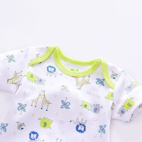 Picture of Little Lion Baby Short-sleeve Romper (5in1)