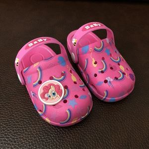 Picture of Lovely Pony Palm Jelly Sandal Shoes For Kids