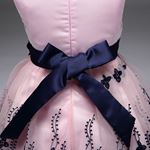 Picture of Graceful Flower Lace Sleeveless Princess Dress