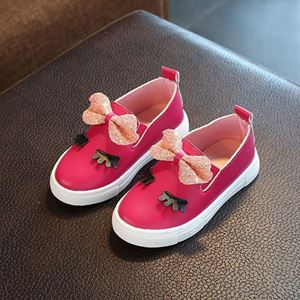 Picture of Fashionable Cute Cartoon Rhinestone Bow Shoes