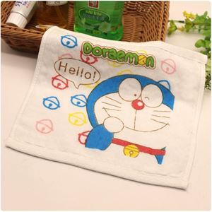 Picture of Adorable Cotton Cartoon Baby Handkerchief